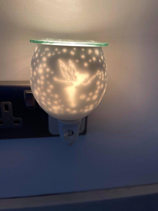 3D Fairly Plugin wax warmer